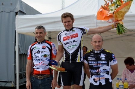 17 mai 2012 - Epreuve BLD - Podium pass`cyclisme
