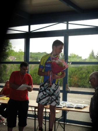Antonin BECOULET - Chpt FC FSGT Minimes - 10 juin 2012