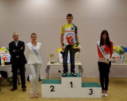 Quentin NAVARRO - 3 juin 2012 - Chpt Rég Route