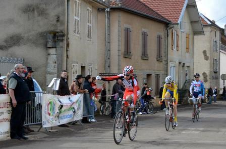 Quentin NAVARRO - 2ème - 10 mars 2013 - Noroy le Bourg