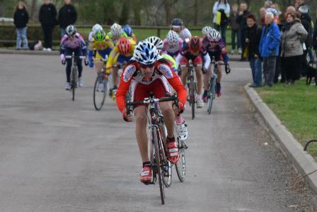 Quentin NAVARRO - Semur en Auxois - 1er avril 2012