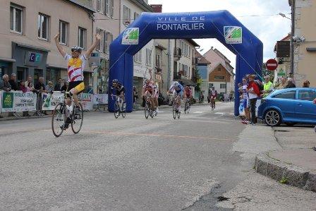 Patrice HANS - 14 juillet  2012 - Crédit Mutuel à Pontarlier